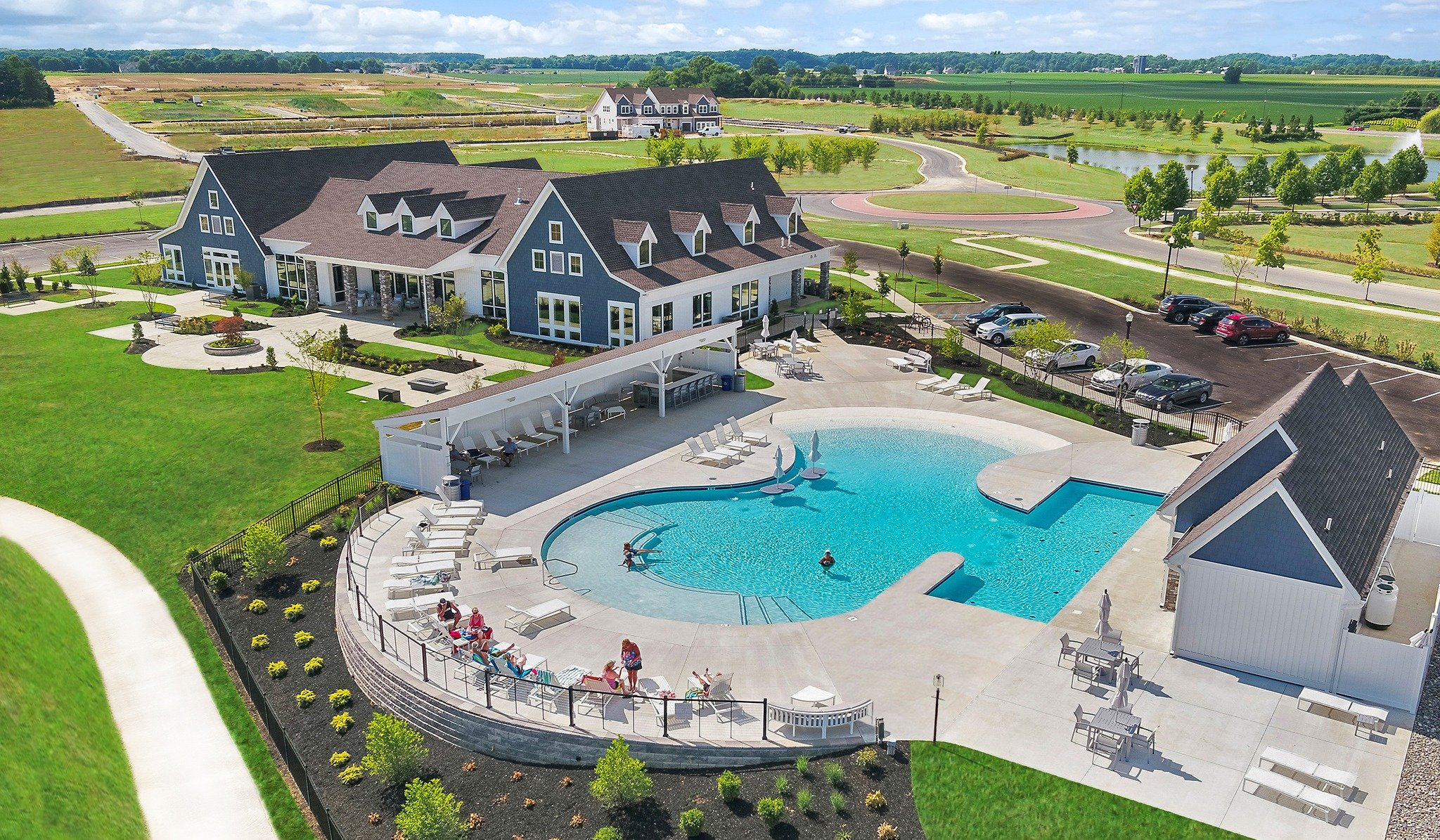 Inside Look: 55+ Clubhouse at The Ponds at Bayberry