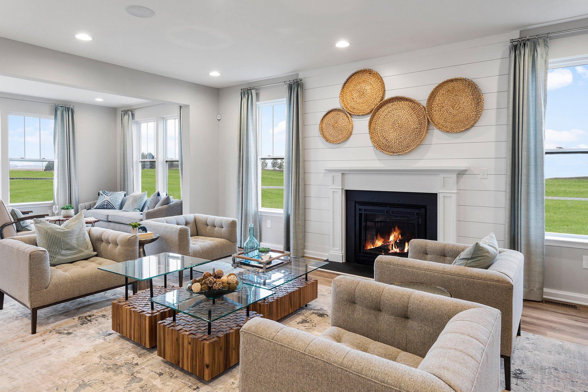 Open Concept vs. The Traditional Floor Plan