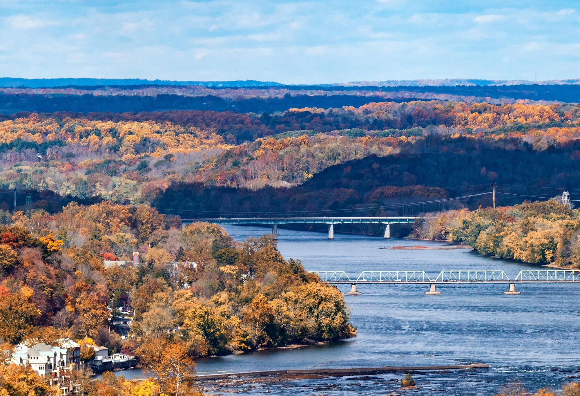 The Best Fall Getaways in Delaware