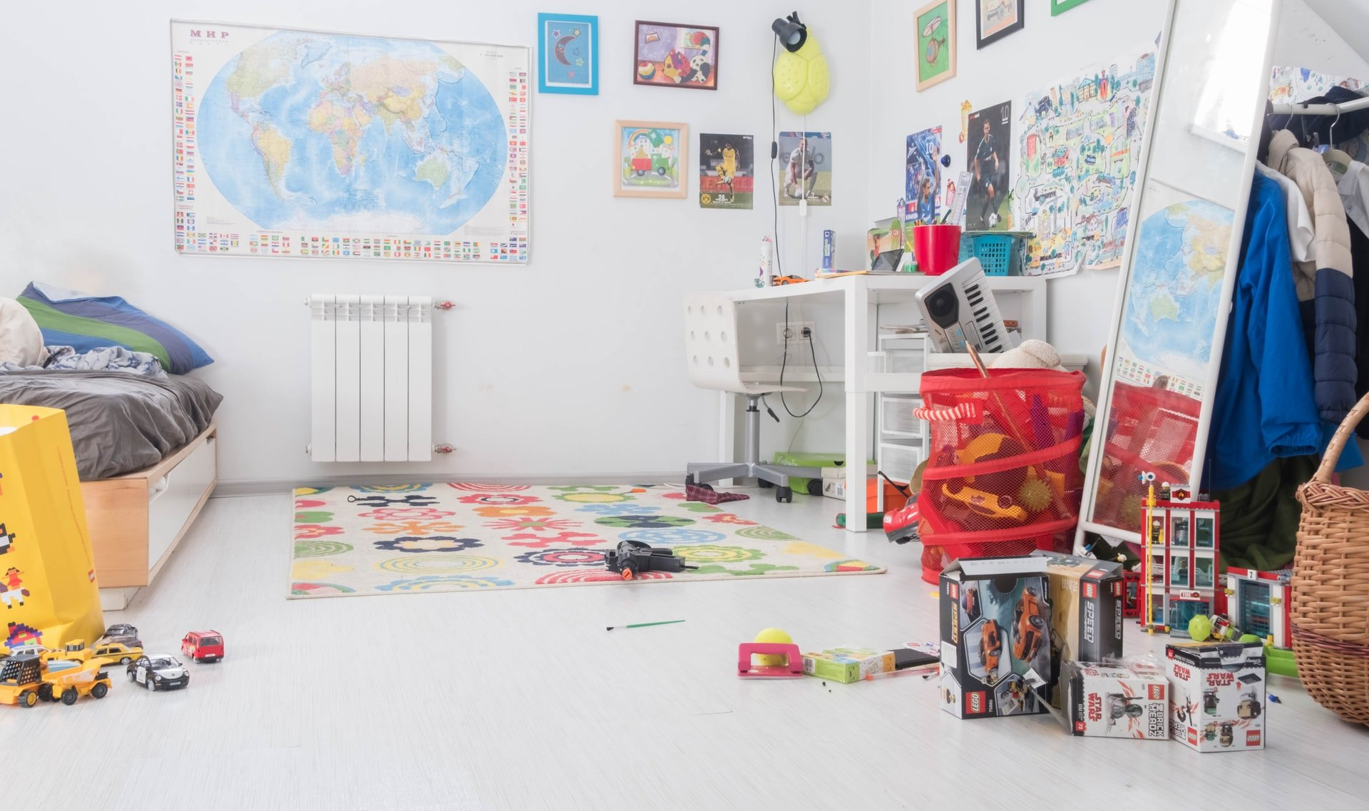 How to Design a Kids' Playroom